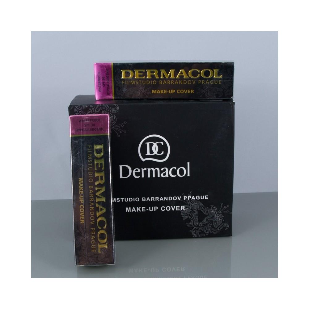 Dermacol Accueil vicorne competitor