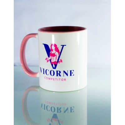 Mug Vicorne Accueil vicorne competitor