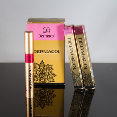 Mascara Dermacol Accueil vicorne competitor