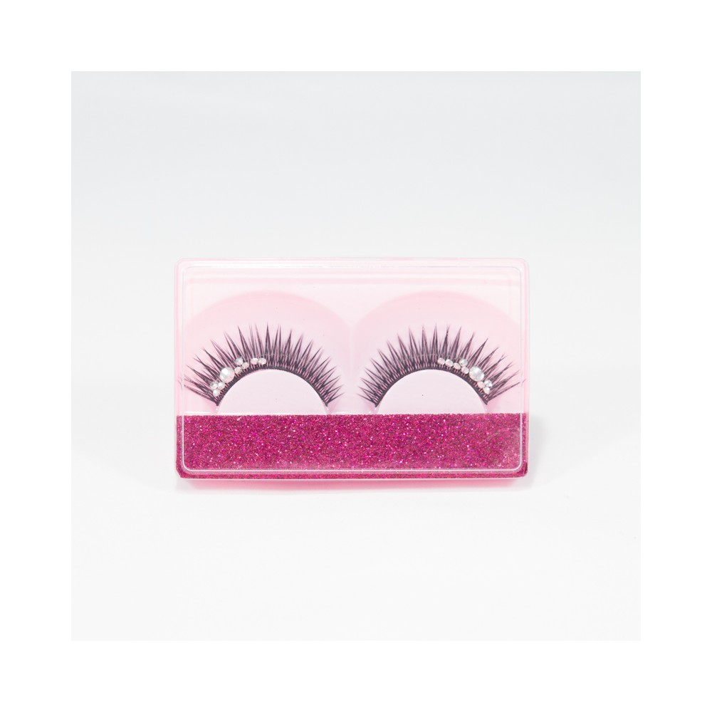 Faux-Cils Mid Strass Accueil vicorne competitor