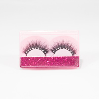 Faux-Cils Full Strass Accueil vicorne competitor